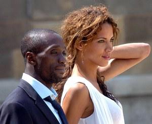 Клод Макелеле с женой